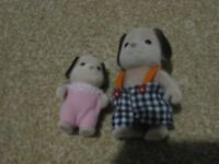 Sylvanian Families Child and Baby
