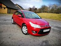 2010 CITROEN C4 VTR+...1.6 DIESEL...TAX FREE...60 MPG...1 OWNER...FSH...FULL MOT...MINT CAR