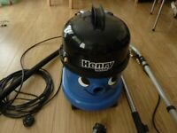 Henry Washer Wet & Dry Hoover Wash Carpet and Upholstery Vacuum Cleaner HVW 370-2