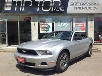 2012 Ford Mustang V6 Premium ** Convertible, Leather, Automatic