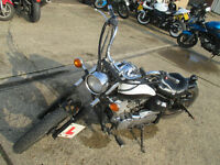 YAMAHA XVS 125 BOBBER,RAT BIKE ETC