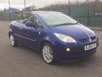 2008 MITSUBISHI COLT 1.5 CZC2 CONVERTIBLE * 1 LADY OWNER * 1 YR MOT * PX WELCOME *