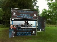 Catering staff for festivals & outside events Chef/managers, chefs and general staff
