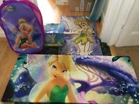 Tinkerbell bedroom items