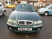 Rover 45 classic