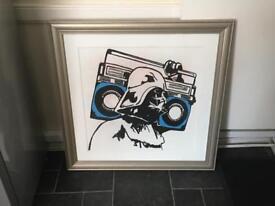 Ghetto Darth Vader picture