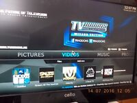 M8S PLUS With the Latest version of Kodi 16.1 Jarvis Fully installed Android box