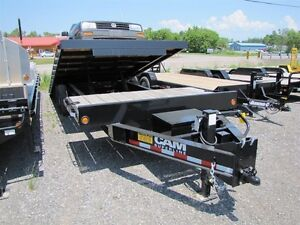 2017 CAM Superline 24ft Equipment Trailer Peterborough Peterborough Area image 1