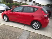 Hyundai i30 2010 automatic 27000miles 1 years mot quick sale needed