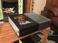 Custom Xbox one 500gb with games LOOK!