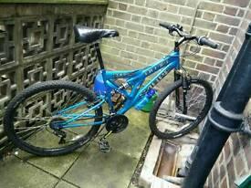 Sabre bicycle
