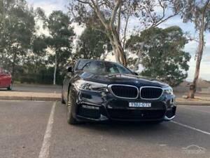 2017 Bmw 5 30i M Sport 8 Sp Automatic 4d Sedan