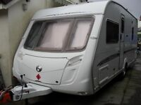 SWIFT CHALLENGER 500 4 berth FIXED BED 2006