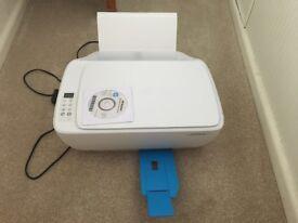 wireless HP 3630 printer - white - includes scanner