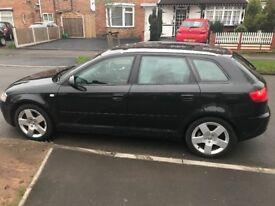Hi I am selling my Audi a3