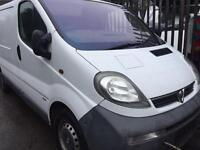 Vauxhall Vivaro 2700 dti