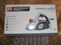 power planer 800w new still boxed never been used