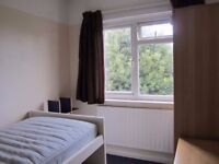 Single Room Easy-going Professional Houseshare Quiet Neighbourhood 7min Walk from Tolworth Station