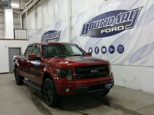 2013 Ford F-150 FX4 W/ Appearance Package, Leather, Remote Start