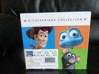 Brand new and sealed Disney Pixar Blu-ray Boxset RRP £150 - Great Present - Ideal Christmas Gift