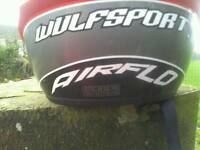 Wulf helmet