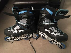 Mongoose Tigersharks Roller Blades Men's Size 10