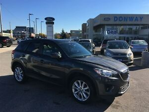 2014 Mazda CX-5 -|LEATHER|NAVIGATION|SUNROOF|