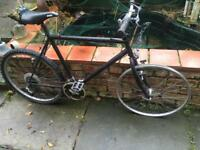 Mans Diamond back mountain bike