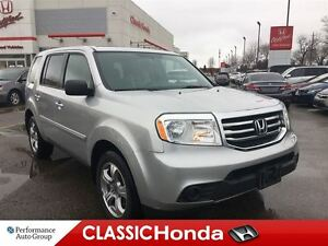 2013 Honda Pilot LX | ALL WHEEL DRIVE | ONE OWNER | ALLOYS |