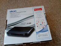 Dion Single Scart Freeview TV Box