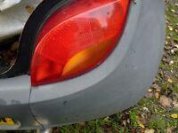 ford ka o/side rear light