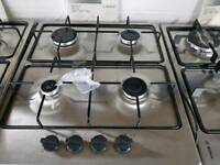 Brand new stainless steel BOSCH Gas Hob