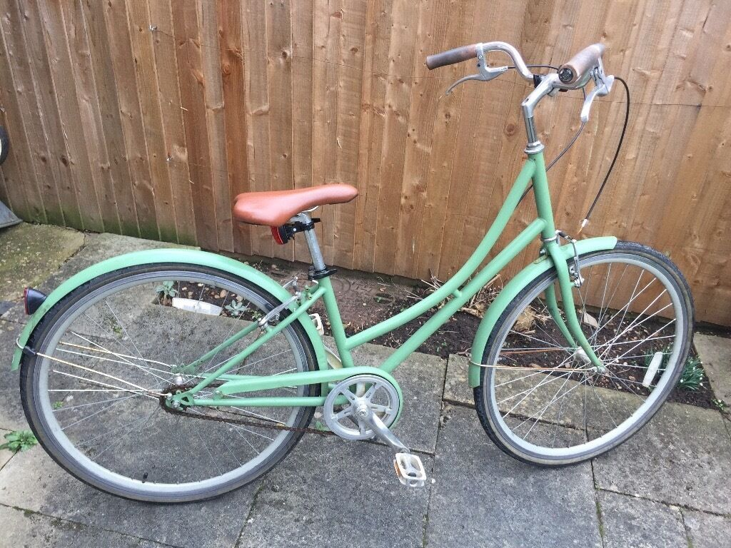 Foffa Plume Ladies Green Bike In Camberwell London Gumtree