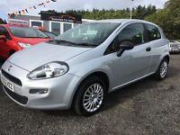 2013 Fiat Punto, 12 months warranty ONLY £28 per week!!