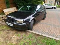Vw Golf GTI 2003 5dr 1.8 T 150 HP