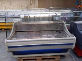 Serve Over Counter Display Fridge Meat Chiller 158cm (5.1 feet) ID:T2412