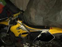 Rm125 rm 125 not yz ktm cr motocross bike