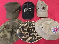 Men's / boys hats