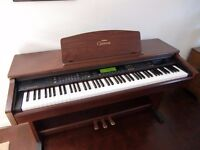 Yamaha Clavinova CVP-103 Digital Piano - great condition with new damper felts