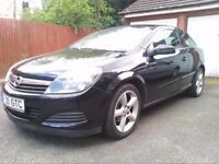 Vauxhall(Opel) Astra Gtc (left hand drive) for sale