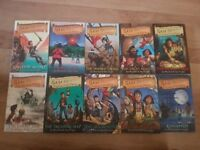 10 Sam Silver books. Suitable for children aged 7+ Like new condition. Perfect for Christmas