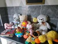 Free baby toys/ books