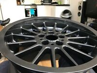 Freshly refurbed style 32's 18inch staggered
