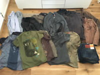 Mens clothes lot for sale
