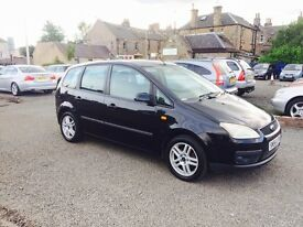 L@@K FORD C-MAX ZETEC IMMACULATE CONDITION///MOT UNTIL JANUARY 2018//FULL SERVICE HISTORY//SPARE KEY