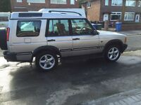 Land Rover Discovery v8 Tow bar 7 seats