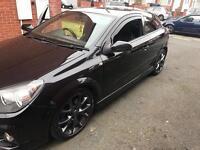 Vauxhall Astra VXR 2007 Black £4250 Ono px / swap / Audi / a3 / vw / golf