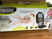 Homedics shiatsu back massager