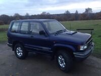 Isuzu Trooper 3.1 TDi SWB