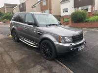 Range Rover Sport HSE 2.7 Diesel (reduced for quick sale)